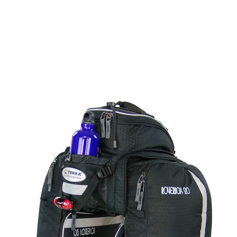 Рюкзак для велотуризма Terra Incognita Roverbox 20 (чёрный)