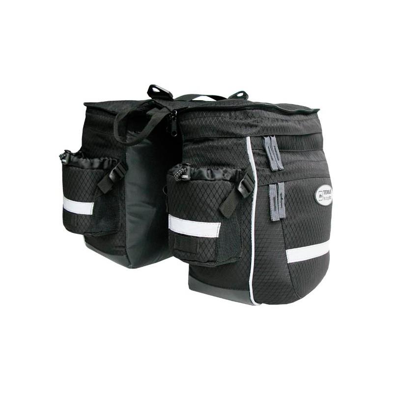 Рюкзак для велотуризма Terra Incognita Velocrosser 40 (чёрный)